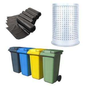 Bin, Garbage container, Ashtray, Trashbag