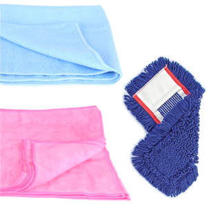 Cleaning cloths & Sponges